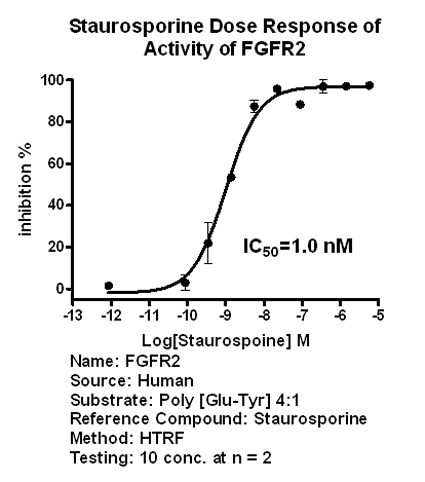 FGFR2 assay setup