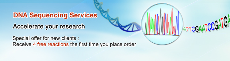 dna sequencing service