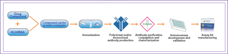 Immunoassay Development Service for Drug Compound Discovery