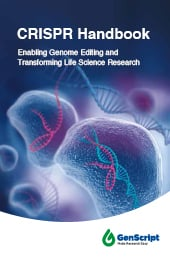 CRISPR handbook: Genome Editing manual, free PDF download