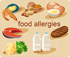 food allergies, food allergy reasons