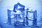 square ice, graphene, novel ice, unusual ice, room temperature ice