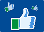 Facebook, Social integration, Reduced mortality