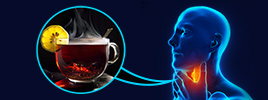 Does Hot Tea Really Cause Esophageal Cancer? Learn How Peptide Libraries Can Help