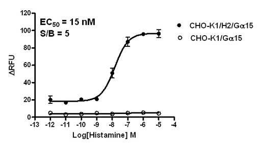 CHO-K1/H2/Gα15 Stable Cell Line